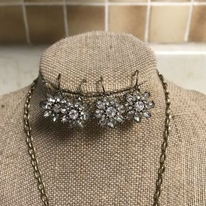 Chloe + Isabel Jewelry - Petite Mirabelle necklace and 2 sets of earrings